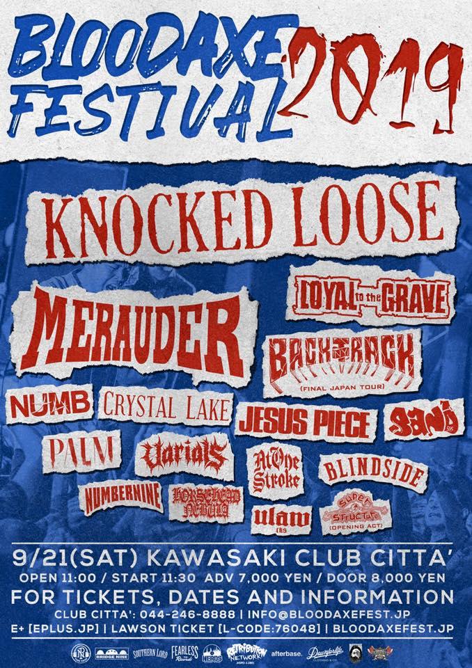 bloodaxe festival