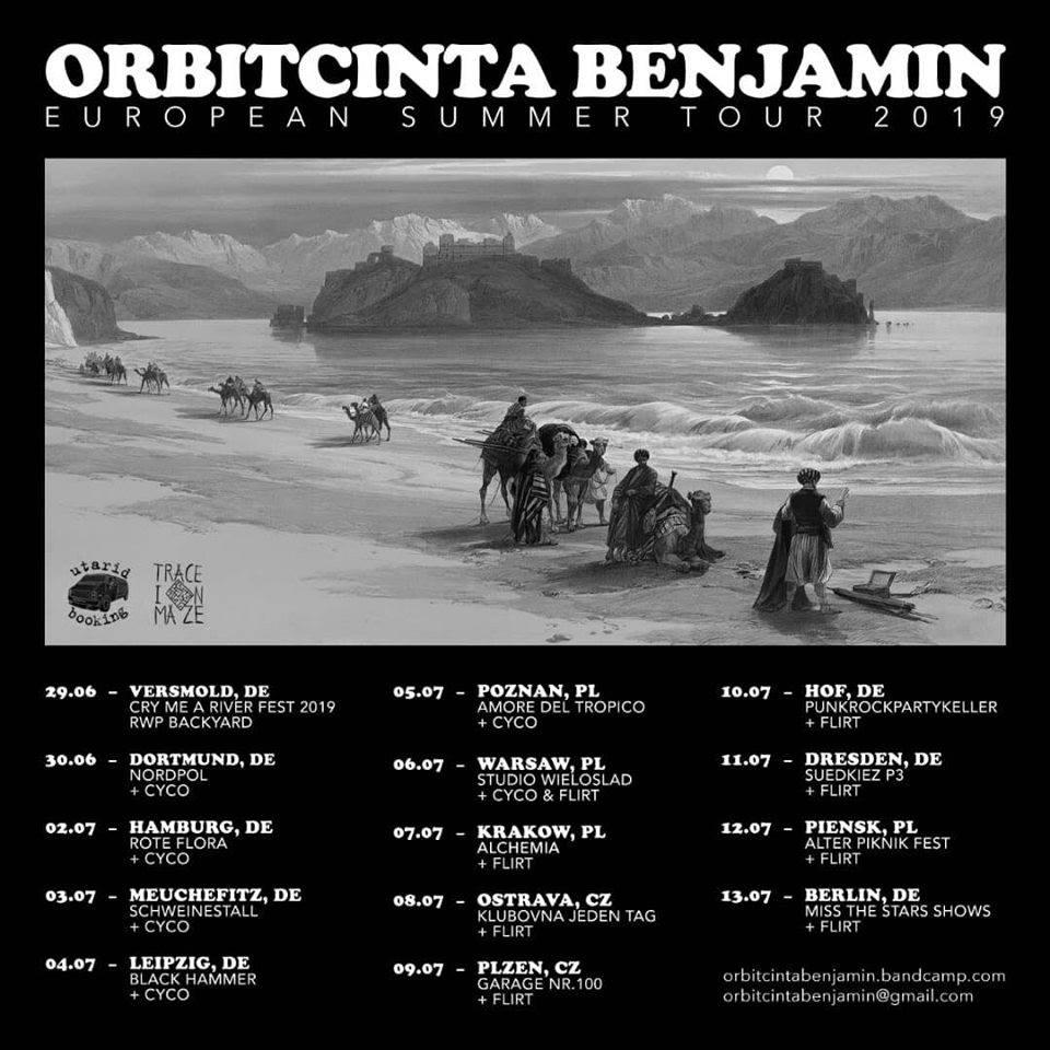 Orbit Cinta Benjamin