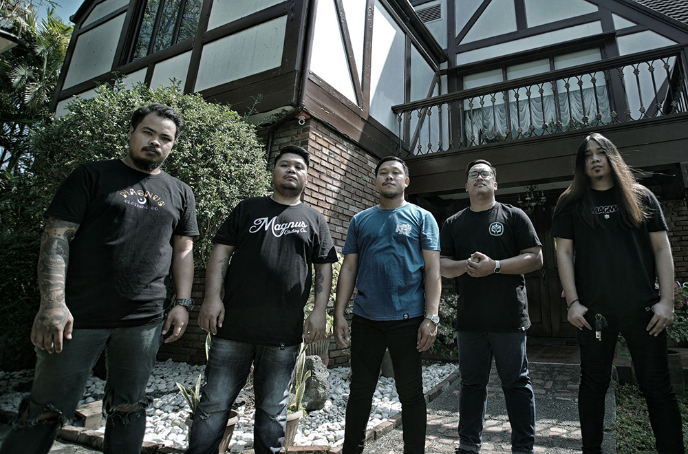 Metalcore Band 300 Violin Orchestra Release Video About ASD